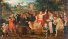 Bacchus diadalmenete (Az Ősz)