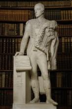 I. Ferenc király szobra