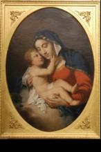 Oltárkép a Mária-oltár számára