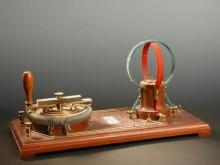 Eszköz a forgó mágneses tér bemutatásához