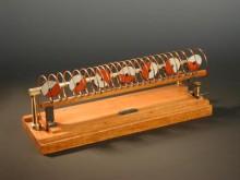 Elemi mágnesek Ampère elméletének bemutatására
