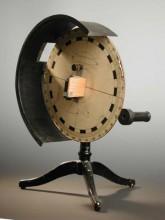 Hartl-korong a geometriai optika törvényeinek bemutatásához