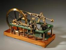 Ritchie-féle villanymotor modellje