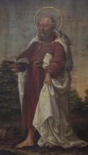 Apostol álló alakja (Szent Péter ?)
