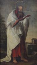 Apostol álló alakja (Szent Pál ?)