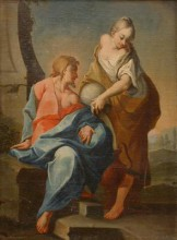 Jézus és a szamariai asszony