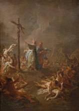 Mózes az érckígyóval