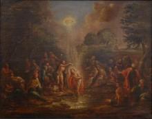 Krisztus megkeresztelése