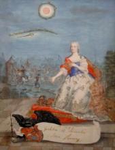 Mária Terézia képmása