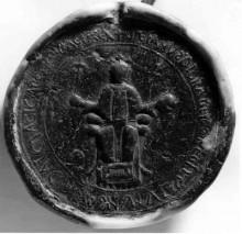 III. István király pecsétje