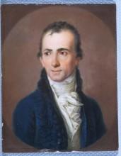 Kazinczy Ferenc képmása