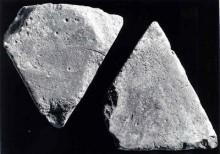 Háromszögű padlótégla